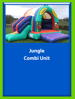 Jungle Combi Unit for Hire in Carrick-on-Shannon, Leitrim, Longford and Roscommmon in Ireland. Phone us on 0894258578 today to book this unit.